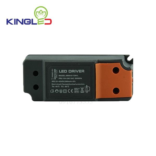 Đèn led panel Kingled 6w tròn PL-6-T120
