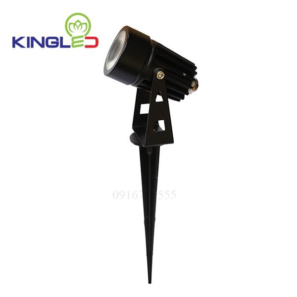 Đèn cắm cỏ 3w Kingled DCC-3-V