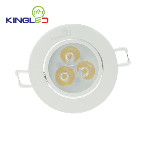 Đèn led spotlight 3w Kingled DLR-3-T85