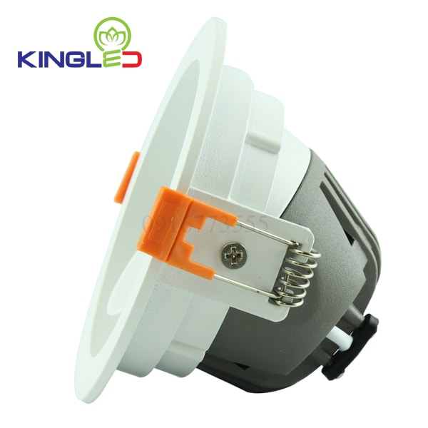 Đèn led spotlight 30w COB tròn Kingled DLR-30-T180