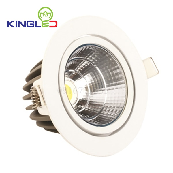 Đèn led spotlight 6w COB Kingled DLR-6-T82
