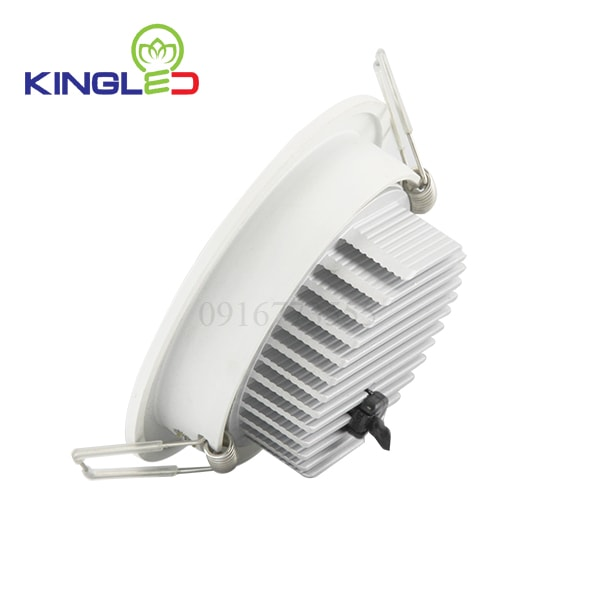 Đèn led spotlight 7w Kingled DLR-7-T110