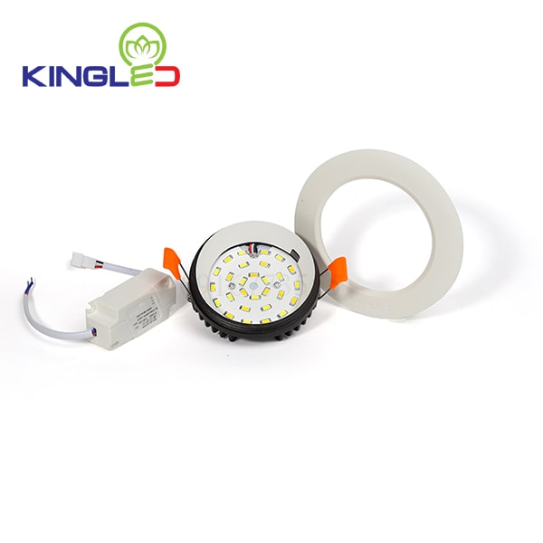 Đèn led downlight âm trần Kignled 6w DL-6-T100