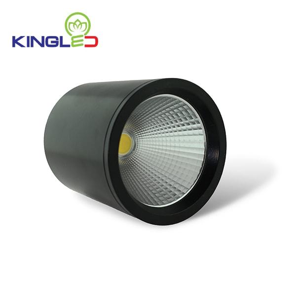 Đèn led ống bơ chiếu rọi Kingked