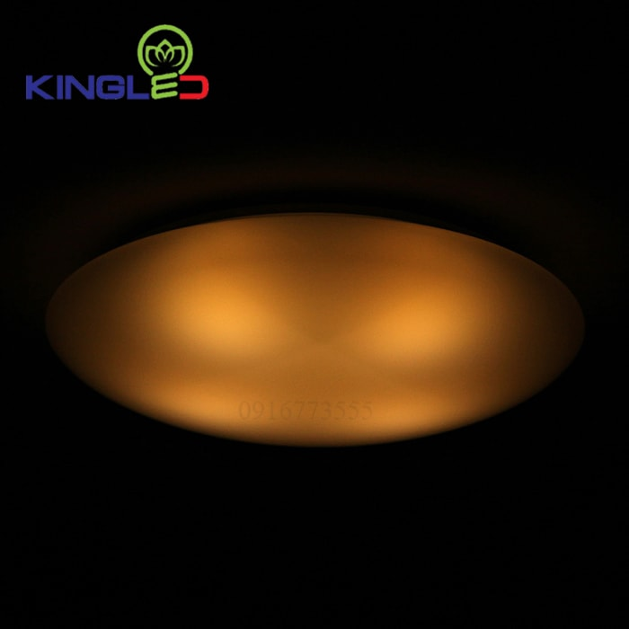 Đèn led ốp trần 38w Kingled DL-C415T