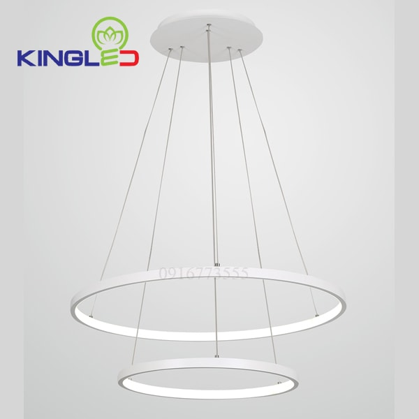 Đèn led thả trần 63w Kingled BP6202
