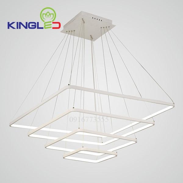 Đèn led thả trần 188w Kingled BP6214