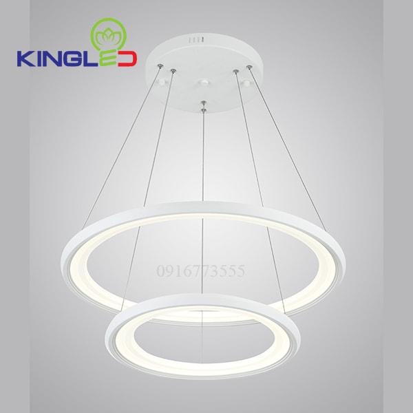 Đèn led thả trần 38+25w Kingled BP2702