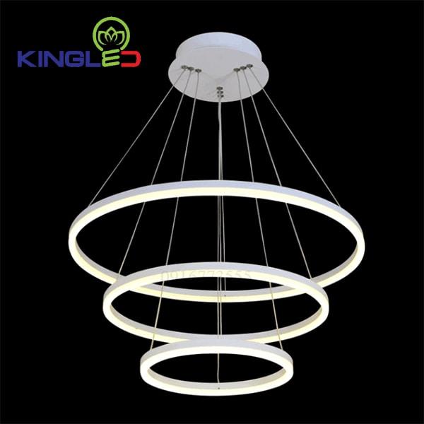 Đèn led thả trần 30+24+20w Kingled P0081003A