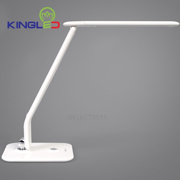 Đèn bàn led 8,5w Kingled LED HTL-WH