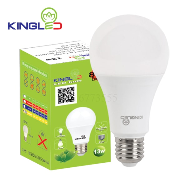 Den led bulb Bup LB 3w 5w 9w 13w 15w Kingled (2)
